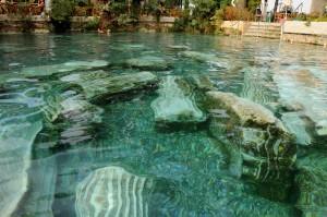 термальные курорты в Турции лечебные источники