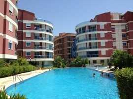 Двухкомнатная квартира в комплексе Paradise