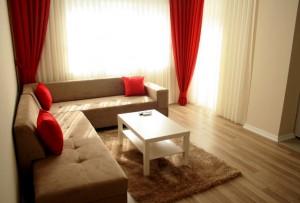 комплекс riva residence в Анталии квартиры с мебелью и техникой