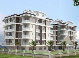 Недорогие квартиры в комплексе KAYA