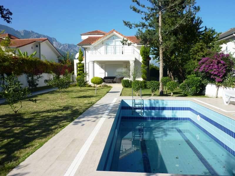 Mustakil villa сдается вилла в Кемере