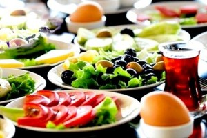 стоимость проживания и питания в Турции