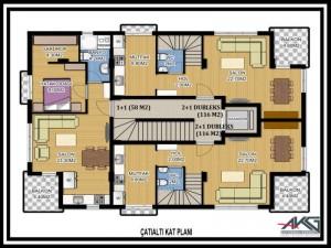 Квартиры в комплексе ASTON HOMES 3
