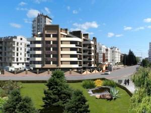 SWEET CORNER жилой комплекс в Анталии