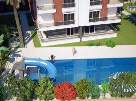 Квартиры в Анталии Green Garden Residence