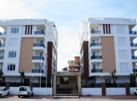 Cдается квартира с мебелью 1+1 в комплексе Riva residence