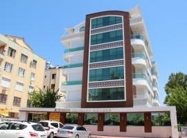 Уютные квартиры в Анталии жилой комплекс River