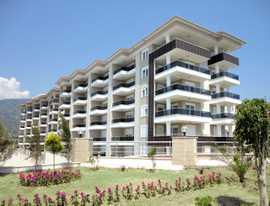 Продажа квартир в комплексе Панорама Бич в Алании.