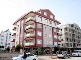 Двухкомнатная квартира с мебелью в Анталии
