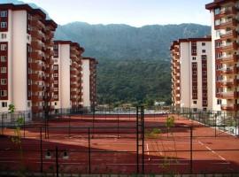 Квартиры в комплексе Tennis ressort